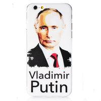 """Пластиковый чехол для iPhone 6 / 6s (4.7"""") c фото Владимир Путин - Vladimir Putin"""