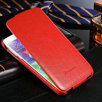 Чехол флип Fashion для Samsung Galaxy S5 красный