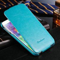Чехол флип Fashion для Samsung Galaxy S5 бирюзовый