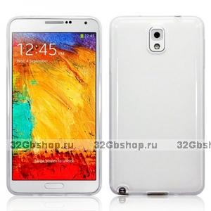Прозрачный силиконовый чехол для Samsung Galaxy Note 3