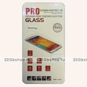 Противоударная пленка на дисплей для Samsung Galaxy Note 4