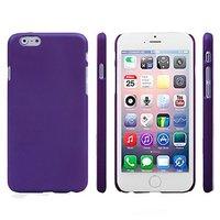 """Фиолетовый пластиковый чехол накладка для iPhone 6 Plus / 6s Plus (5.5"""")"""