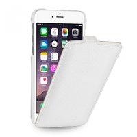 "Чехол флип для iPhone 6 Plus / 6s Plus (5.5"") белый - Sipo V-series White"