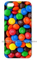 "Чехол накладка для iPhone 6 / 6s (4.7"") M&M's Chocolate Candies style Конфеты"