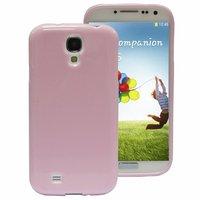 Силиконовый чехол для Samsung Galaxy S5 SM-G900F - Slim Silicone Case Light Pink - розовый