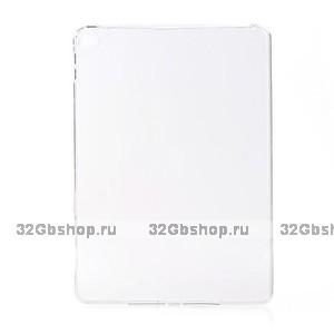 Прозрачный силиконовый чехол для iPad Air 2 - Mobi Cover Tranparent Silicone Case