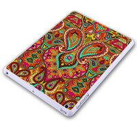 Силиконовый чехол накладка для iPad Air индийские узоры