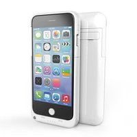 Чехол аккумулятор батарея для iPhone 7 Plus белый - Power Bank Case 4800mAh