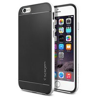 """Чехол накладка для iPhone 6 / 6s (4.7"""") Case Neo Hybrid Infinity White белый"""