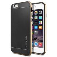 "Чехол накладка для iPhone 6 / 6s (4.7"") Case Neo Hybrid Chanpagne Gold золотой"