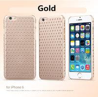 Чехол накладка супертонкая золотые звезды для iPhone 6 / 6s USAMS