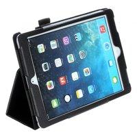 Черный чехол книга Mobi Cover Smart для iPad Air 2