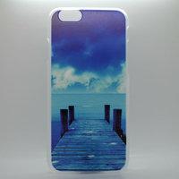 """Чехол пластиковый для iPhone 6 / 6s (4.7"""") накладка причал"""