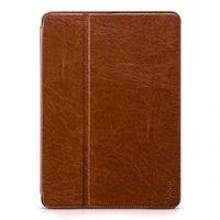 Кожаный чехол HOCO для iPad Pro коричневый - Crystal Leather Case Brown
