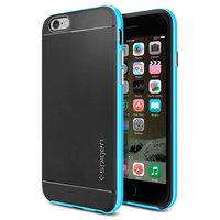 "Чехол накладка для iPhone 6 / 6s (4.7"") Case Neo Hybrid Light Blue голубой"