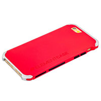 Защитный чехол накладка для iPhone 6 / 6s красный Element Case Solace Red