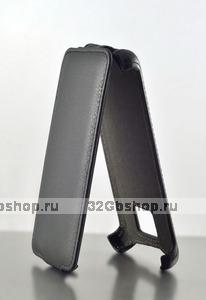 Черный чехол Armor Case для Samsung Galaxy Alpha SM-G850 - Black