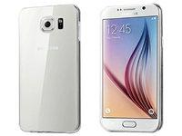 Прозрачный силиконовый чехол для Samsung Galaxy S6