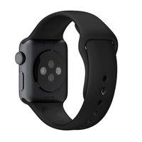 Силиконовый ремешок для Apple Watch Sport 38мм