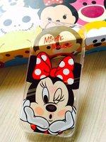 Накладка супертонкая для iPhone 6 с рисунком Mini Mouse