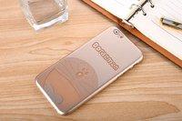 Накладка супертонкая для iPhone 6 / 6s золотая