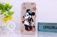 "Пластиковый чехол накладка для iPhone 6 / 6s (4.7"") Minnie"