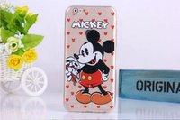 "Пластиковый чехол накладка для iPhone 6 / 6s (4.7"") Mickey"