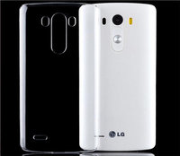 Прозрачный пластиковый чехол для LG G4
