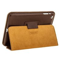 Кожаный чехол для iPad mini - Yoobao Executive Leather Case Coffee