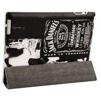 Чехол Jisoncase для iPad 4/ 3/ 2 черный чехол виски