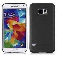 Черный ультратонкий чехол для Samsung Galaxy S6 - 0.3mm Ultra Thin Matte Case Black