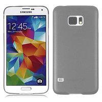 Серый ультратонкий чехол для Samsung Galaxy S6 - 0.3mm Ultra Thin Matte Case Grey