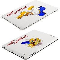 Чехол Jisoncase для iPad 4/ 3/ 2 Simpsons