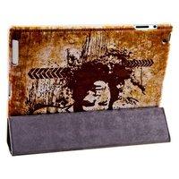 Чехол Jisoncase для iPad 4/ 3/ 2 Че Гевара Che Guevara