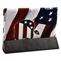 Чехол Jisoncase для iPad 4/ 3/ 2 американский флаг