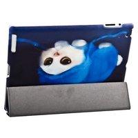 Чехол Jisoncase для iPad 4/ 3/ 2 котик