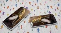 """Пластиковый чехол накладка для iPhone 6 / 6s (4.7"""") с рисунком банан"""