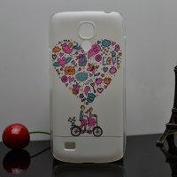 Чехол для Samsung Galaxy S4 Mini с рисунком LOVE