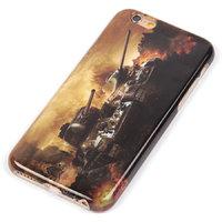 """Чехол для iPhone 6 / 6s (4.7"""") с рисунком танки World of Tanks"""