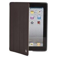 Кожаный чехол Jisoncase Executive для iPad 4 / 3 / 2 коричневый