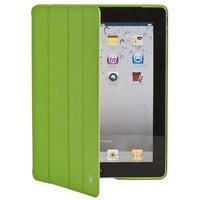 Кожаный чехол Jisoncase Executive для iPad 4 / 3 / 2 зеленый
