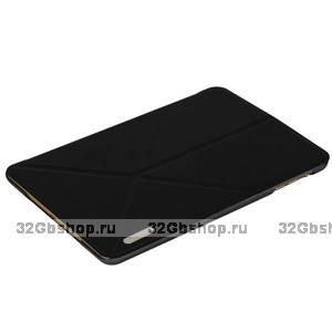 Черный чехол книжка обложка Birscon для iPad mini 3 /2 - Birscon Simple series Black