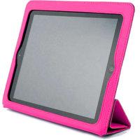 Розовый чехол книжка с рамкой Yoobao для iPad 4 / 3 / 2 - Yoobao iSmart Leather Case Pink