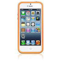 Оригинальный бампер для Apple iPhone 5c оранжевый