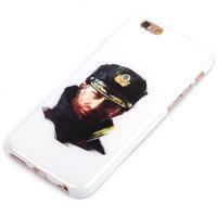 Cиликоновый чехол для iPhone 6s / 6 c фото Владимир Путин моряк