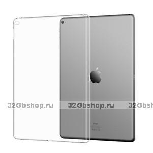 Прозрачный силиконовый чехол для iPad Pro 12.9 дюймов
