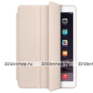 Бежевый чехол Smart Case для iPad Pro 9.7