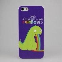 Пластиковый чехол накладка для iPhone 6s / 6 Дракон