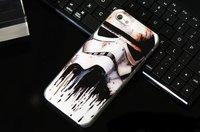 Пластиковый чехол накладка для iPhone 5s / SE / 5 с рисунком штурмовик Star Wars