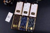 Пластиковый чехол накладка для iPhone 6s / 6 Золотой